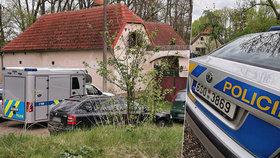 Hrůza na Kladensku: Žena pobodala muže, který údajně škrtil její dítě