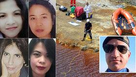Kypr děsí masový vrah. Ženy házel v kufru do jezera smrti, jiné pohřbil v šachtě