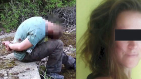 Zuzku (43) držel Stanislav (34) hodiny spoutanou! První foto po zatčení