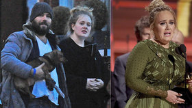 Adele kašle na slzy! První slova o rozvodu a náhrada za manžela?