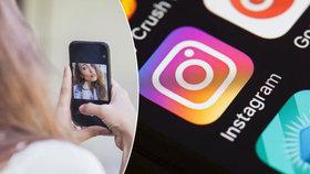 """Instagram je pro mladé na síti největší hrozbou, ví experti. Pomůže skrytí """"srdíček""""?"""