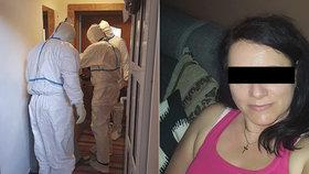 Nejhorší trauma dcery zavražděné Zuzany (†41): Našla mámino tělo!