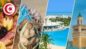 Tunisko: pestrobarevná oáza historie i pozemských rozkoší ukrytá mezi dunami