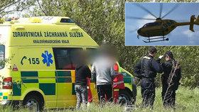 Chlapec (8) spadl do náhonu řeky: Záchranáři desítky minut bojovali o jeho život!