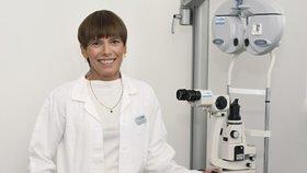 Oční vady se mění dle věku. Jak poznat, že jimi trpíte? Ptali jste se doktorky