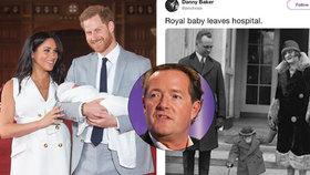 Vévodkyně Meghan 3 dny po porodu: Místo štěstí drsné útoky a rasismus!