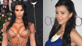 Milionová proměna Kim Kardashianové: Neuvěříte, kolik utratila za plastiky!