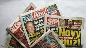 Blesk pevně drží místo novinové jedničky. Denně ho přečte přes 900 tisíc lidí