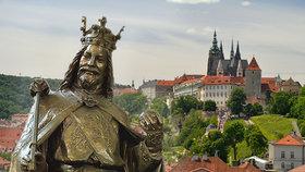 Milostné trable Karla IV.: Z Prahy vládl půlce Evropy, ženit se v ní nechtěl! Otec vlasti se narodil před 703 lety
