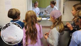Školní obědy bývají přesolené jako ve fast foodu. Ministerstvo: Sůl neřešíme