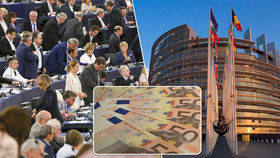 Superdiety, miliony k platu i šílené stěhování: Tady je bedekr europoslanců