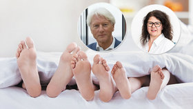 Páchnoucí nohy jsou asexuální, říká Tereza. Poradíme, jak se jich zbavit