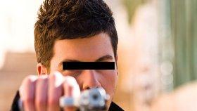 Další střelba! V Havířově tasil na zahrádkáře zbraň zfetovaný gauner
