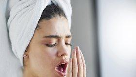 Pět tělesných pachů, které mohou upozorňovat na vážný problém