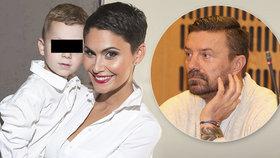 Erbová chce kvůli Řepkovi nechat přejmenovat syna! A možná i sebe