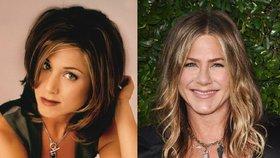 Odvážný krok Jennifer Anistonové! Přátele tím opět vrátila do hry