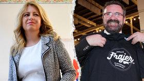 """Čaputová přiznala krizi vztahu: S """"prvním frajerem"""" prochází """"těžkým obdobím"""""""