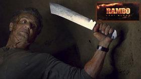 Sylvester Stallone vyráží do boje. Rambo: Poslední krev se ukázal v traileru