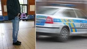 Onanující úchylák znechutil celé nádraží: Policisté po něm pátrají