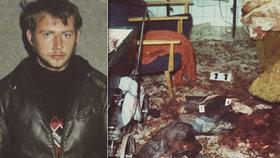 Poslední popravený v Československu: Bestiální vrah Svitek vyřezal těhotné ženě plod z těla