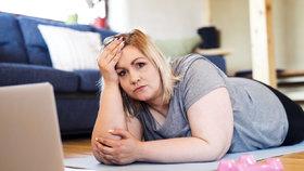 Lenka (38): Manžel mě nutí, abych zhubla, jinak mě opustí!