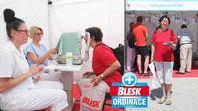 Rekordmanka Blesk Ordinace Jindřiška (72): Za lékaři jela přes 100 kilometrů! Co vyšetření ukázala?