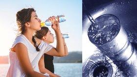S vodou v PET lahvích pijeme plno mikroplastů, studie preferuje kohoutkovou