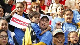 Nelegální migranti budou mít nárok na zdravotní pojištění, aspoň v Kalifornii