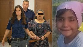 Babička ví, kde Valerie (8) je! Řekla u soudu příbuzná. Týrala ji a mučila