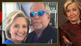Smrt v rodině Hillary Clintonové: Zemřel její nejmladší bratr (†64), otec tří dětí