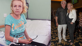 Zdecimovaná Hanka Krampolová prosí z nemocnice: Chci domů!