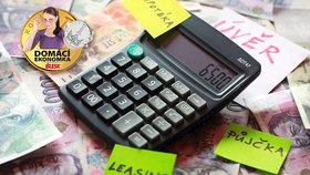Na co si dát pozor při shánění úvěru či peněz na dovolenou: Co je největší zlo?