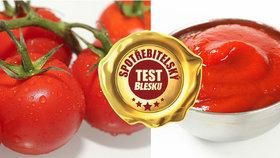 Tohle vás překvapí: Větší balení, ale... rajčat méně! Který výrobce šidí?