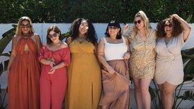 Toužíte po krásných šatech i s plnými tvary? Plus size blogerky vědí, jaké vám budou slušet!