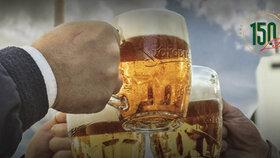 Staropramen slaví 150. výročí v Česku i zahraničí