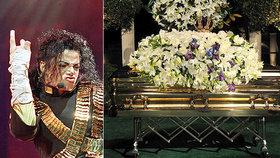 10 let od smrti Jacksona (†50): Zabetonovali ho ve zlaté rakvi!