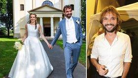 Muzikálový producent se po rychlé svatbě pochlubil těhotnou manželkou!