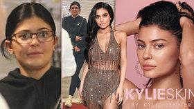 No tohle? Kylie Jennerová je bez kila šminek k nepoznání!