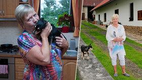 Drbna z Ulice Obermaierová (73) odmítá návštěvy: Dělají jen bordel!