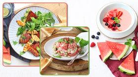 Melounové obžerství: 4 recepty, které vás v téhle výhni zchladí! To musíte ochutnat