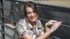 Lenka Zahradnická: Hraju buď superslušné holky, nebo děvky. V Ulici mě ale asi žádné milostné scény nečekají