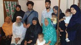 Dvanáctičlenná britská rodina se připojila k ISIS: Nikdo z nich to nepřežil