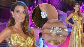 Milionová Nikol Švantnerová: Do Varů vynesla drahé šperky a šaty dodělané na poslední chvíli