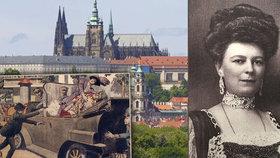 105 let od smrti Žofie Chotkové: Jaký byl osud manželky Františka Ferdinanda d'Este?