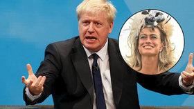Vztekloun Boris: Favorit na křeslo po Mayové se zuřivě hádal i s manželkou, utekla od něj