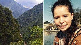 Turistka (†25) zemřela na dovolené snů. V Peru se zřítila do propasti