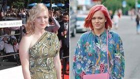 Nejlepší proměna Varů: Geislerová šla ze dne na den z blond do růžové!