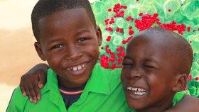 """""""Máma mi neřekla, že mám AIDS."""" Rodiče afrických dětí si berou často děsivé tajemství do hrobu"""