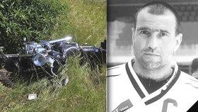 Brněnský hokejový trenér (†54) zemřel při děsivé nehodě: Na motorce se srazil s kamionem!