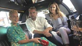 Libor Bouček v limuzíně Blesku: Tajné zásnuby na Havaji a detaily svatby!